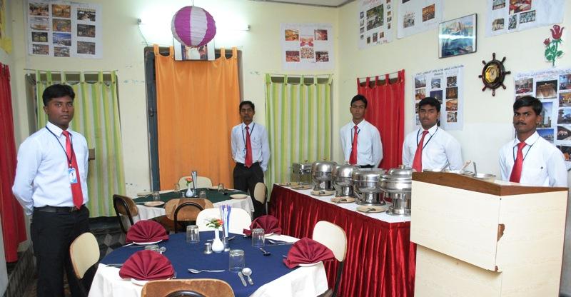 NIHMCT Hotel Management Training