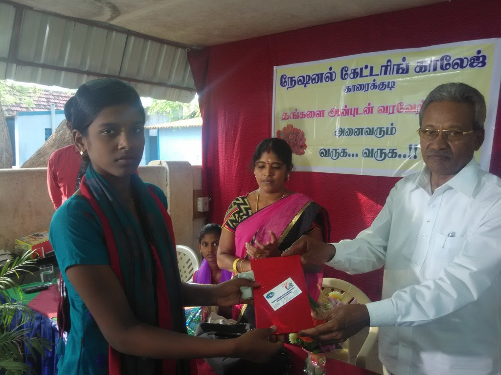 top best hotel management and catering technology college in karaikudi